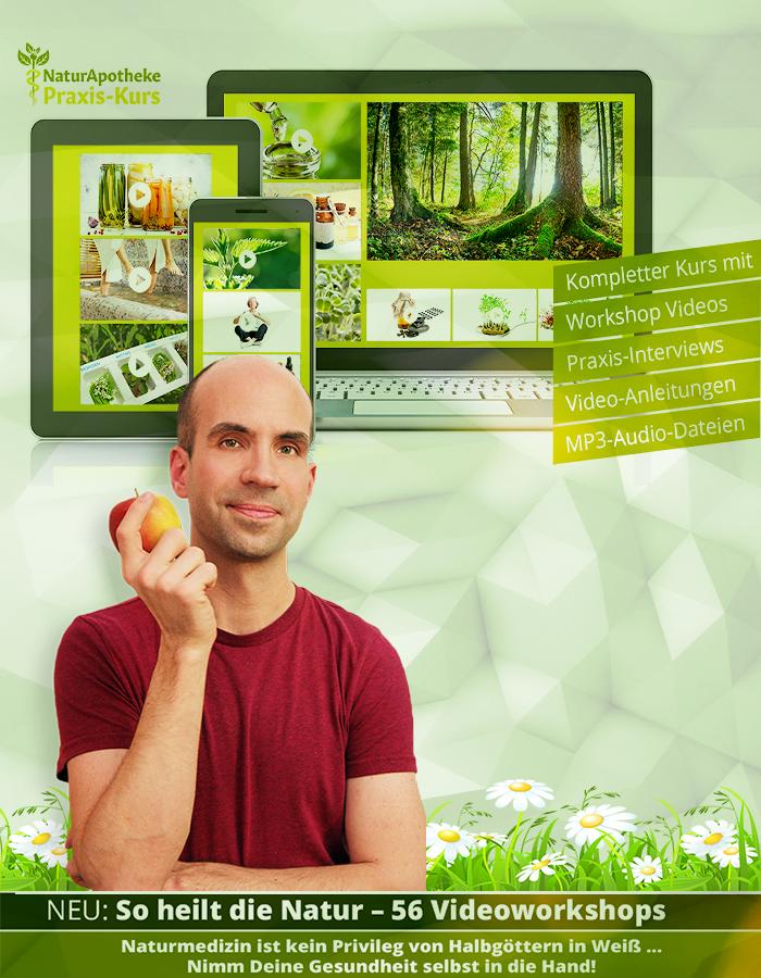 Praxis-Videokurs Naturapotheke